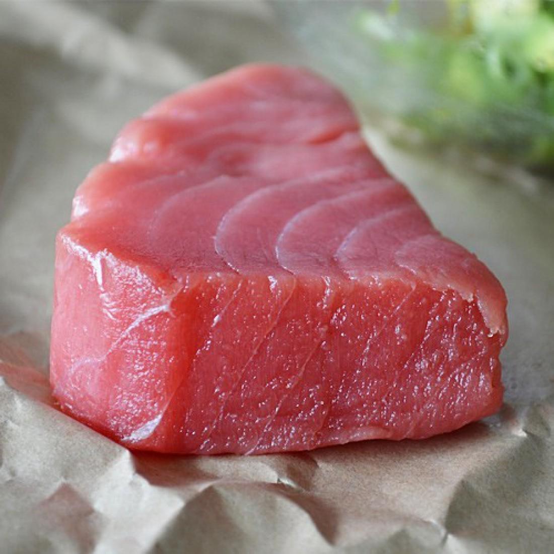 Не хватает энергии? Нажимай на мясо тунца