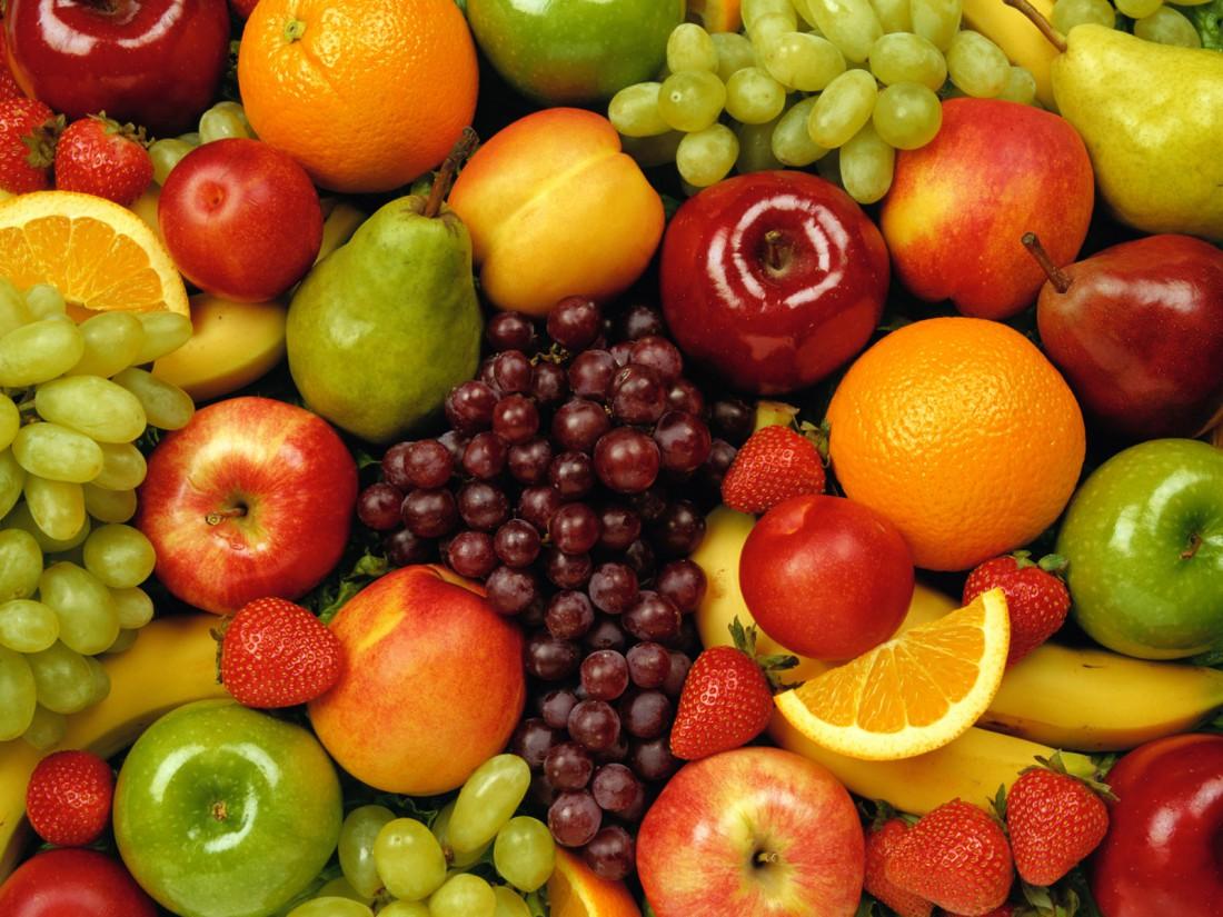 Цитрусовые и фрукты - главные источники витамина С