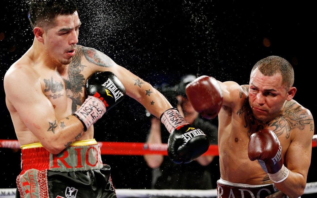 Бокс — один из лучших способов натренировать силу удара