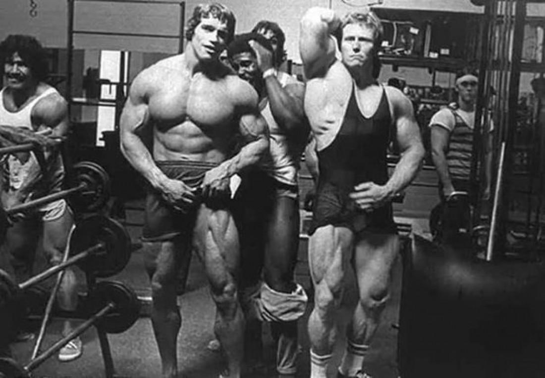 Для развития гармоничной мускулатуры тренируйся сбалансированно
