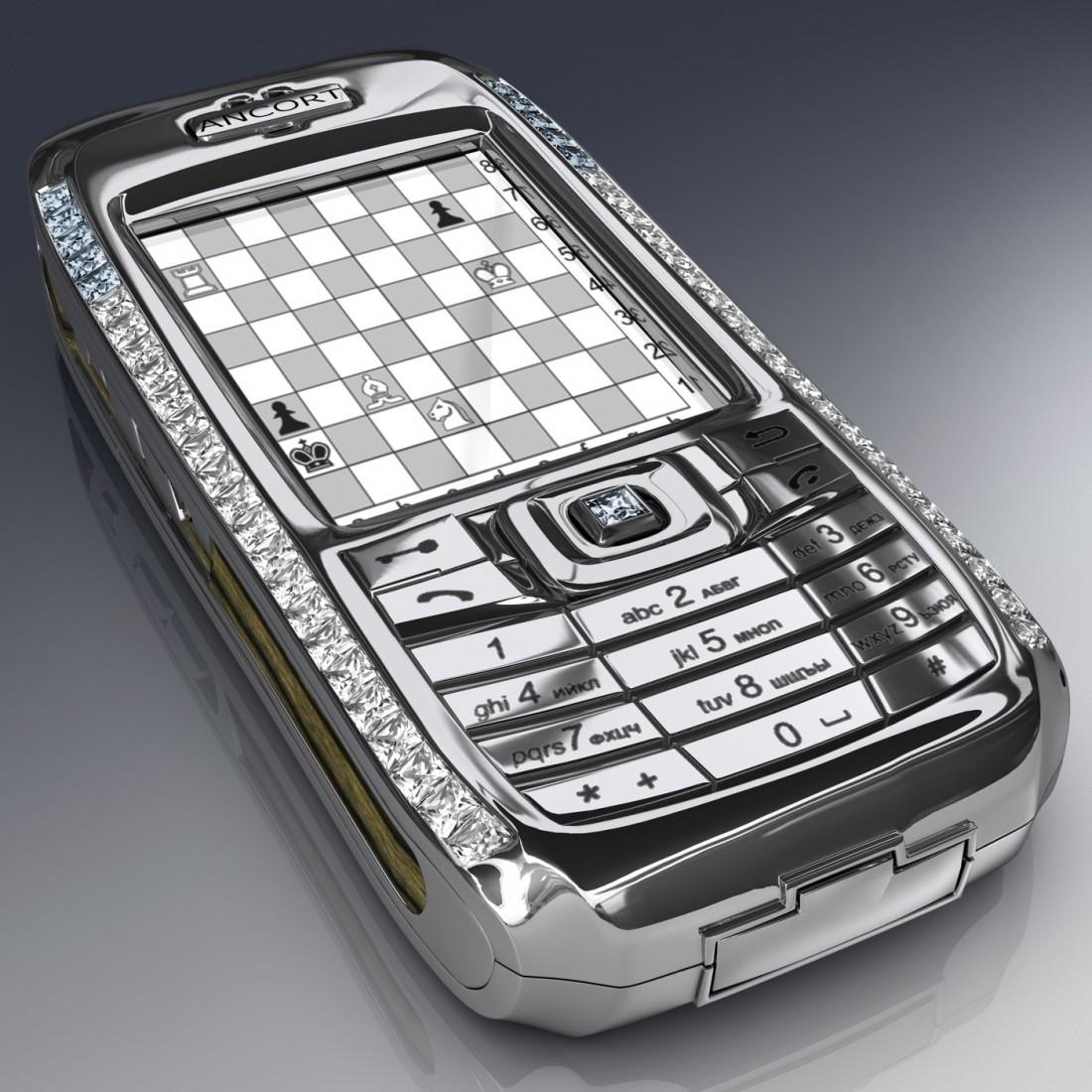 Diamond Crypto Smartphone — $1,3 миллиона