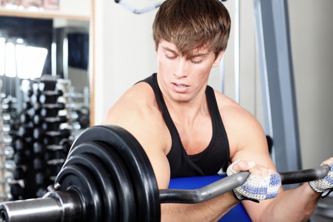 EZ-гриф снижает нагрузку на суставы