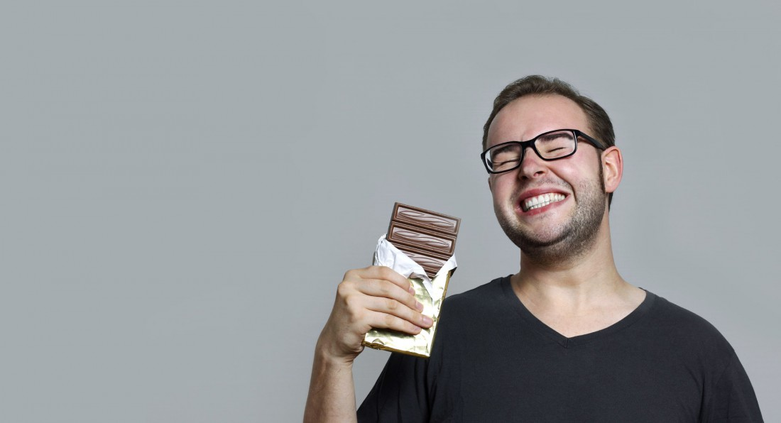 Ешь шоколад