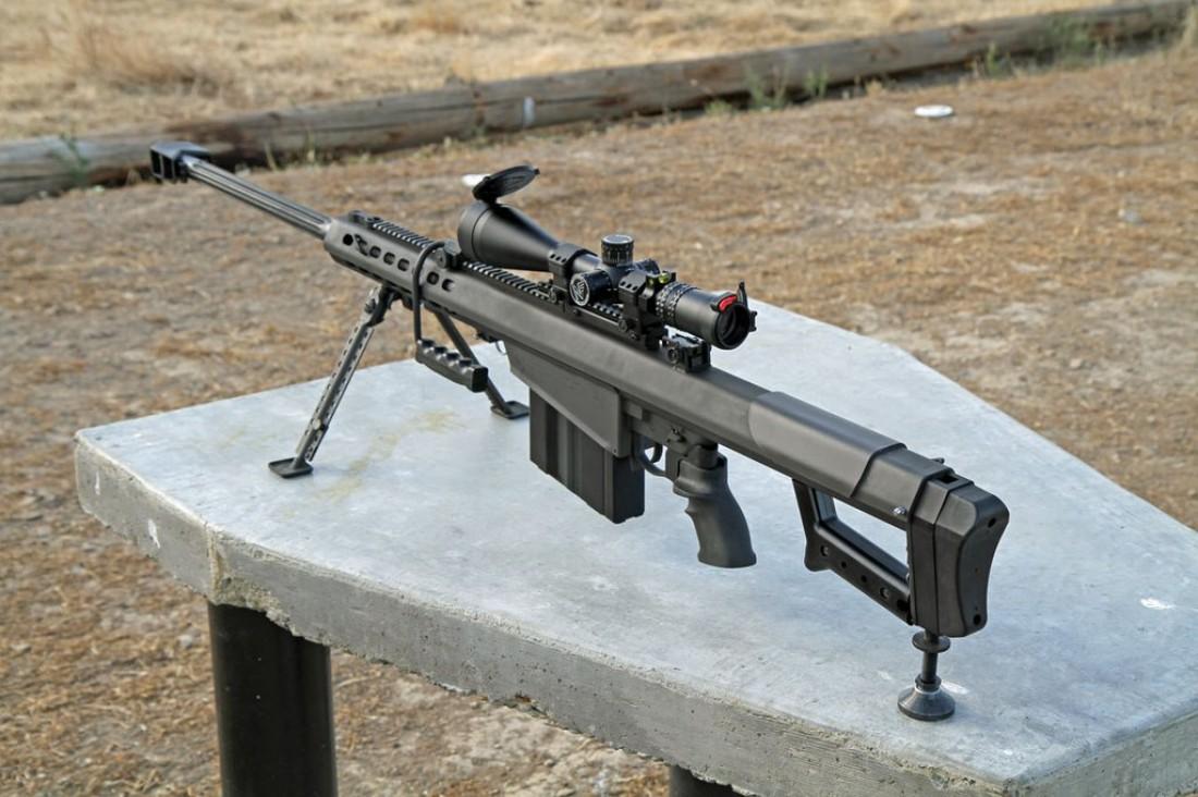 Снайперская винтовка Barrett M82A1