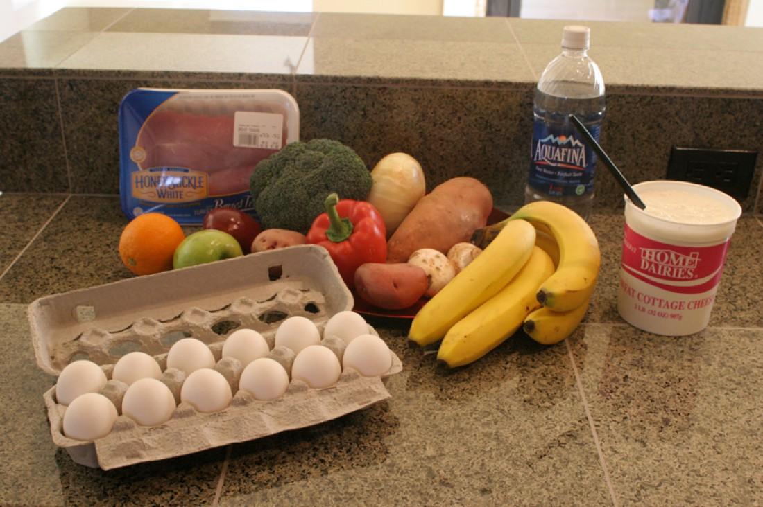 Как набрать качественной мышечной массы? Ответ: здоровое питание