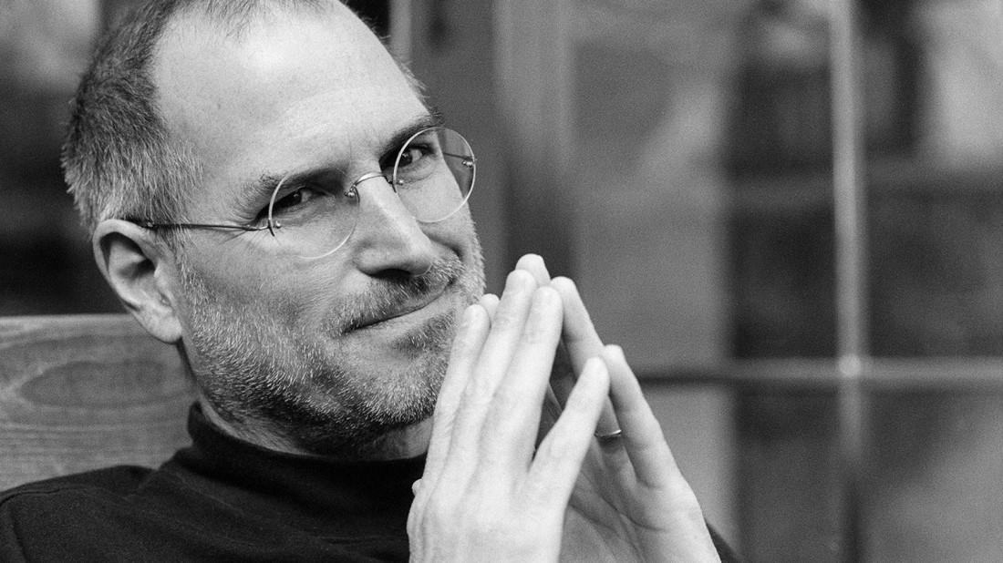 Стив Джобс — папа Apple и гуру медитаций