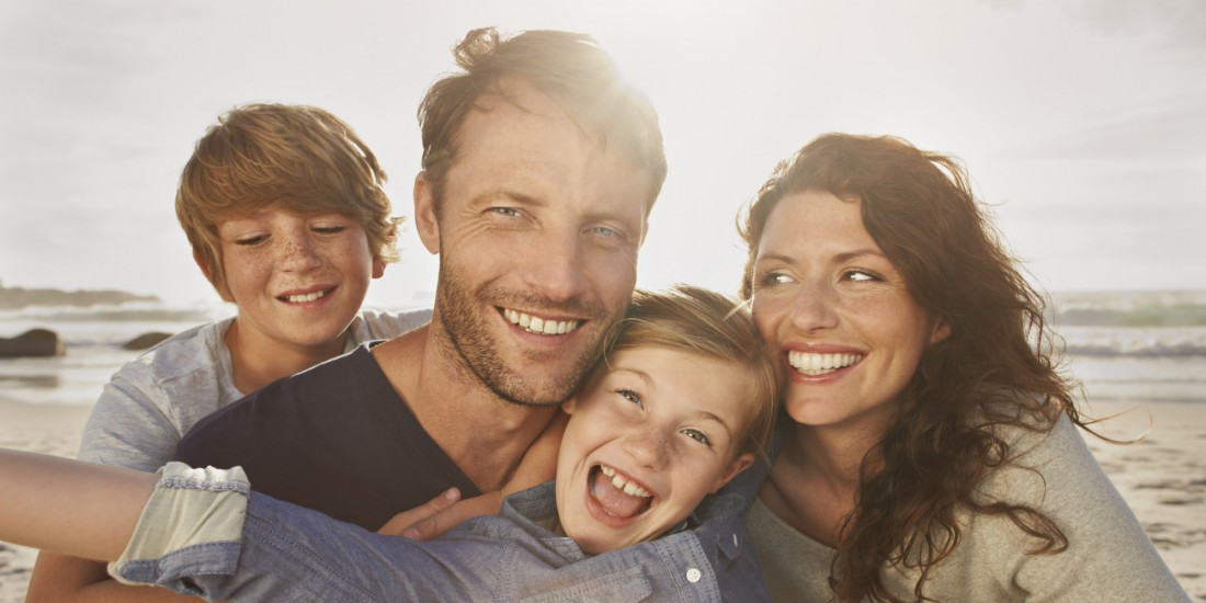 Будь с семьей. Ты им нужен