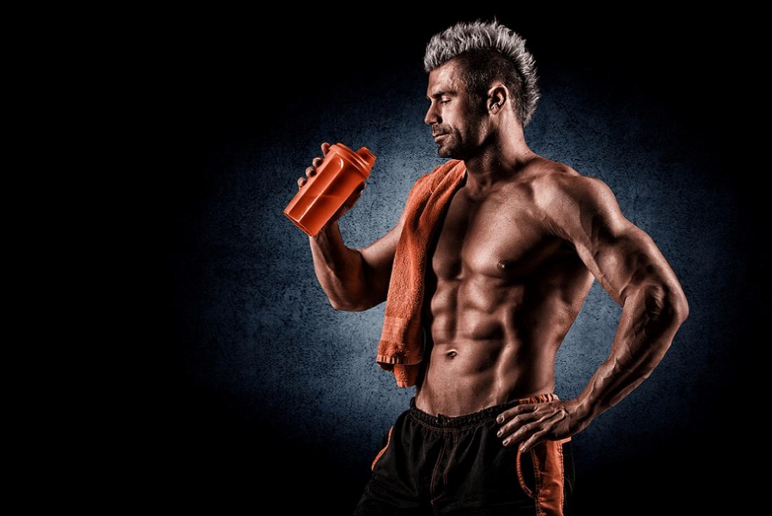 После тренировки организму легче всего усваивать протеиновые коктейли