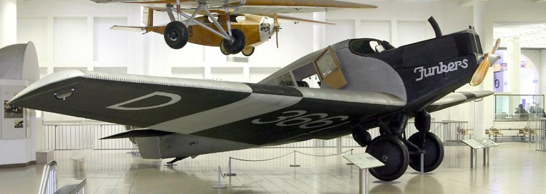 Отреставрированный Junkers F.13
