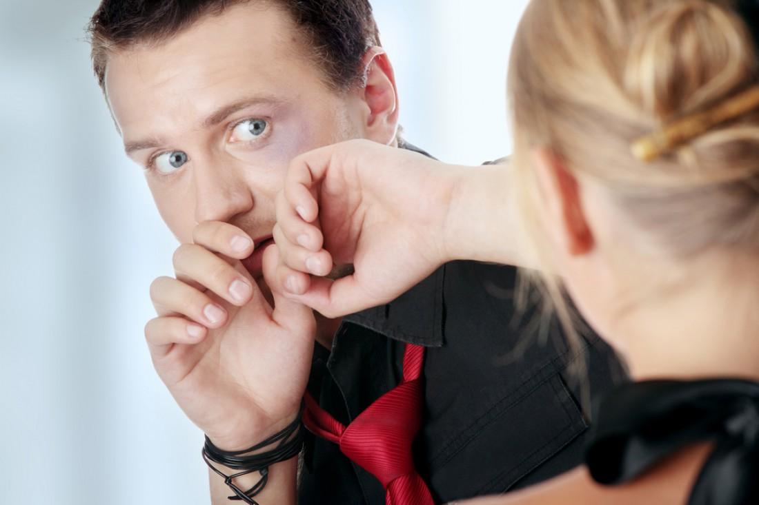 Не спеши целоваться, если она изучает боевые искусства