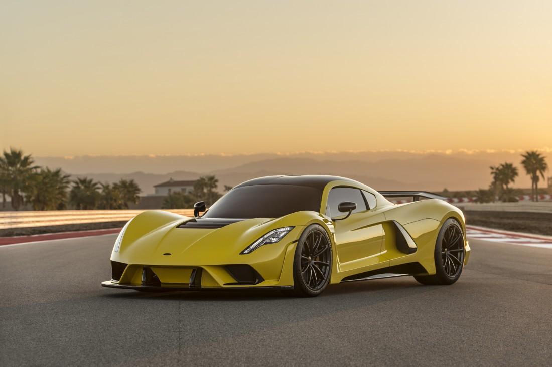 Venom F5. Убийца Bugatti (463 км / час —