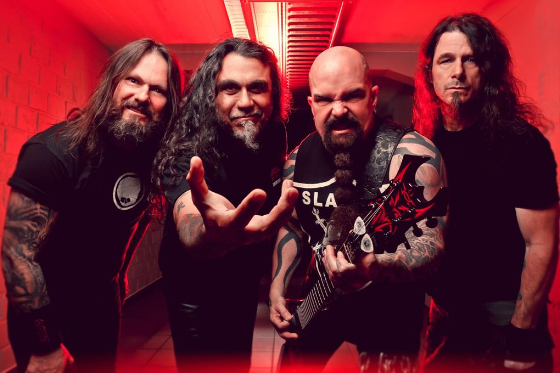 Slayer — ветераны трэш-металла. Собрались на пенсию