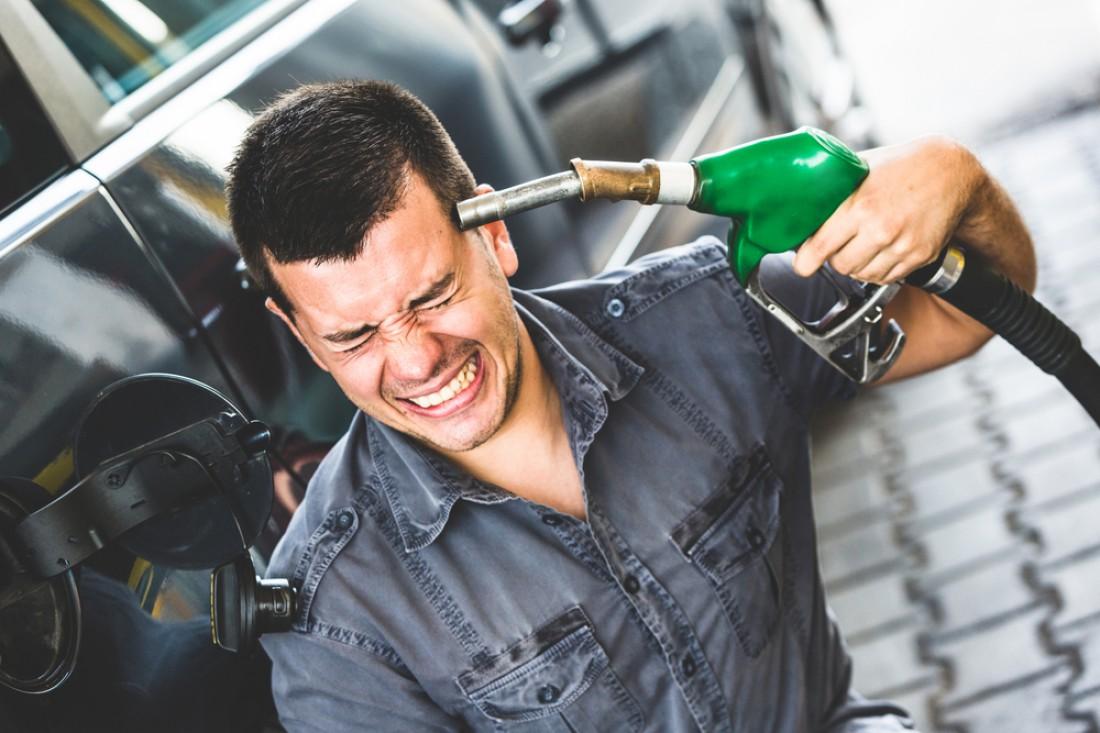 Реакция на современные цены на топливо