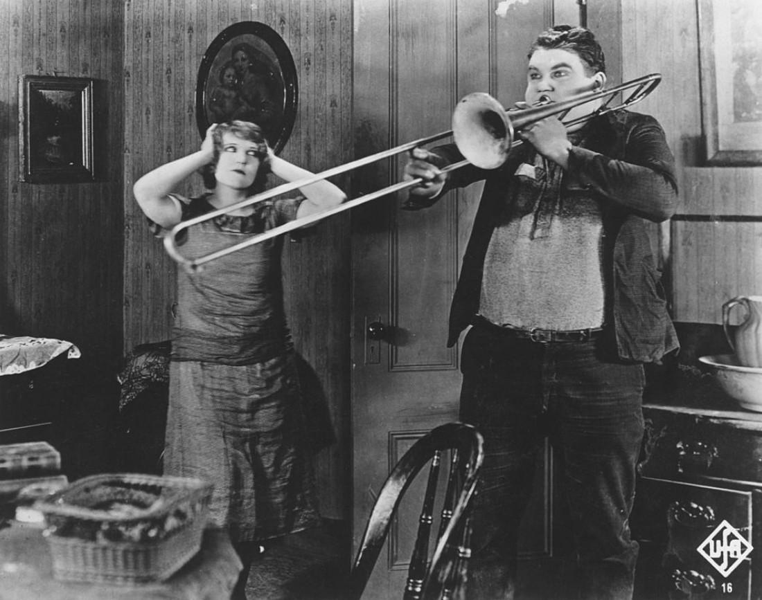 Тромбон — инструмент, которым всегда можно оглушить или ударить
