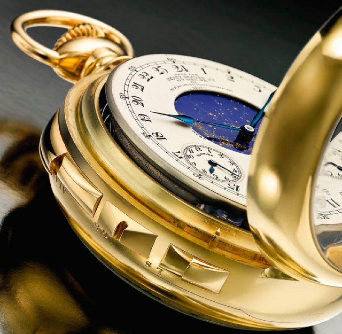Patek Phillipe's Supercomplication