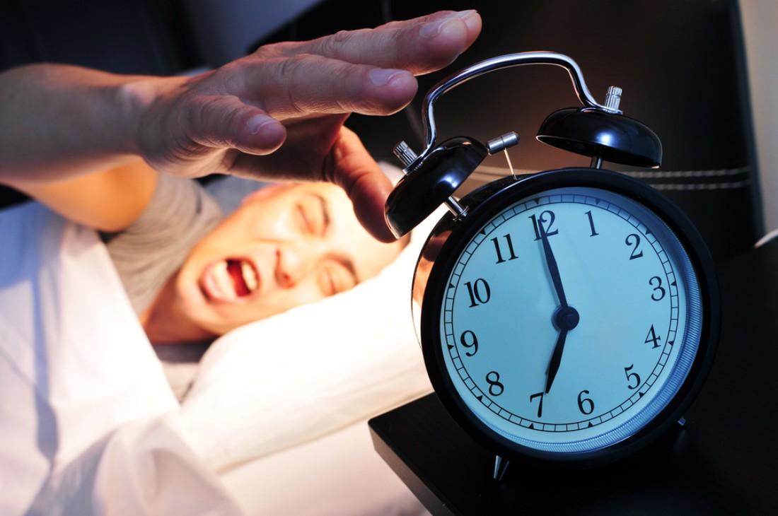 Ложись пораньше спать, чтобы утром успевать тренироваться