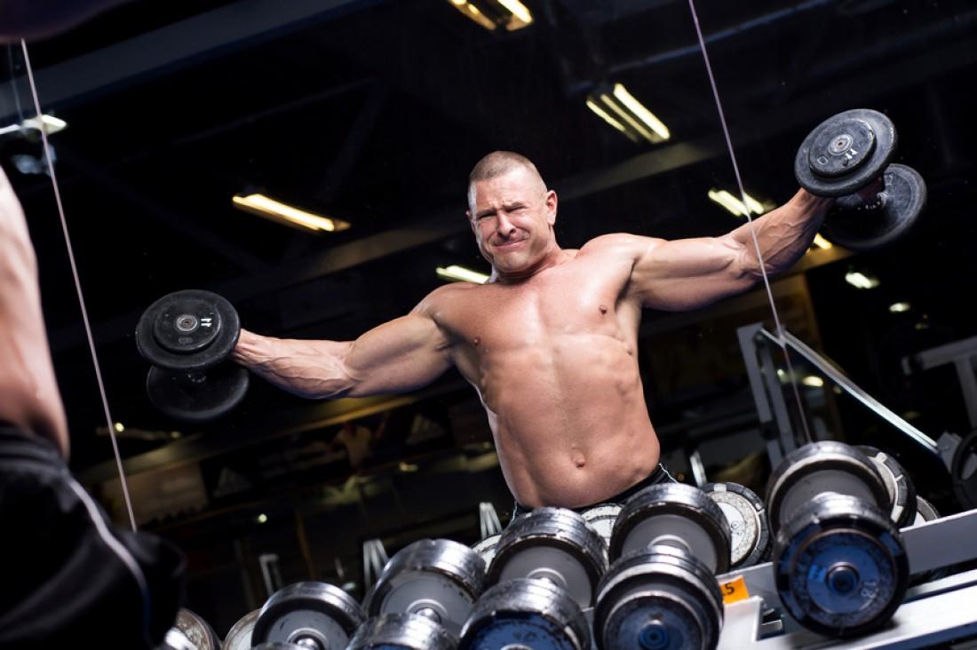 Чем жестче тренировки, тем больше в тебе тестостерона