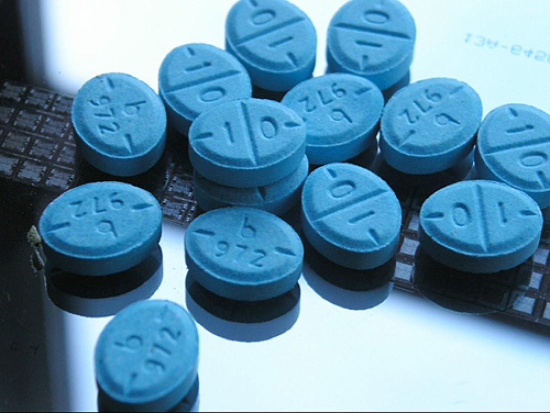 Амфетамин — страшный энергетик и
