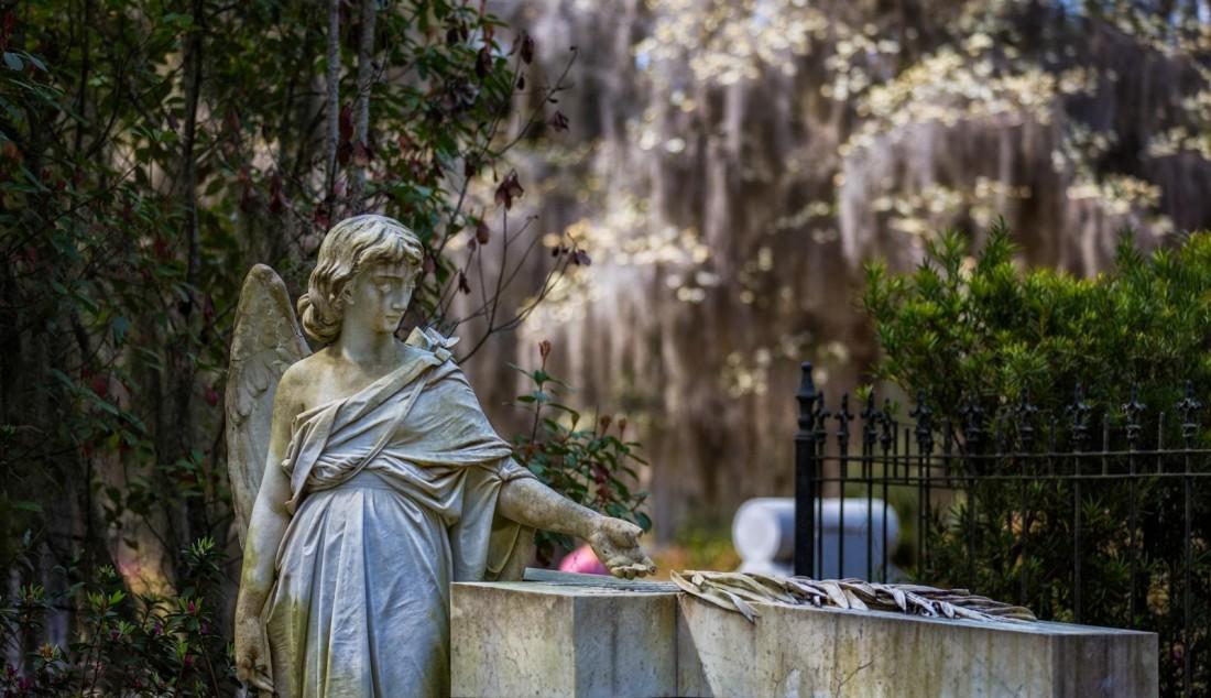 Кладбище Бонавентура, Джорджия, США. Одно из самых красивых в мире