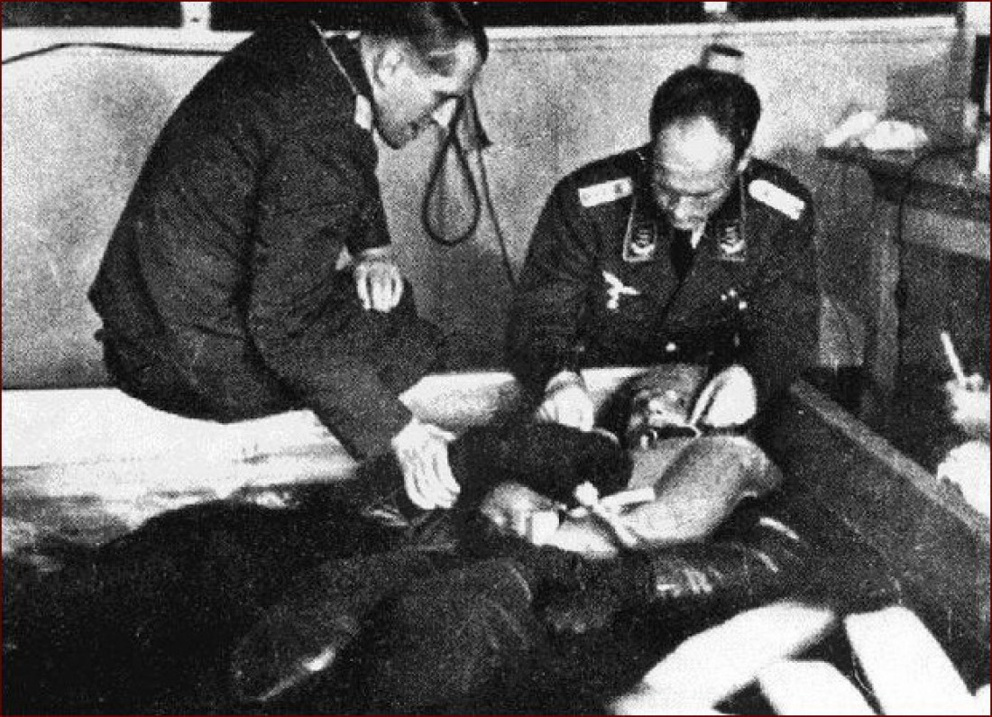 Нацисты любили издеваться над людьми посредством экспериментов