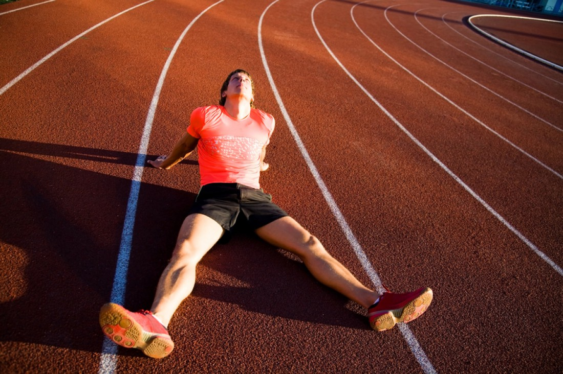 Недосыпание свалит даже сильного и тренированного спортсмена
