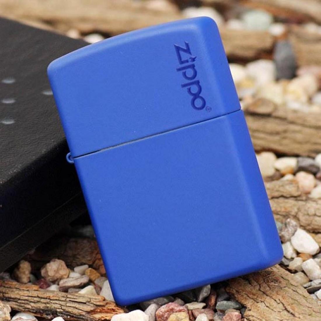Газовая Zippo Blue