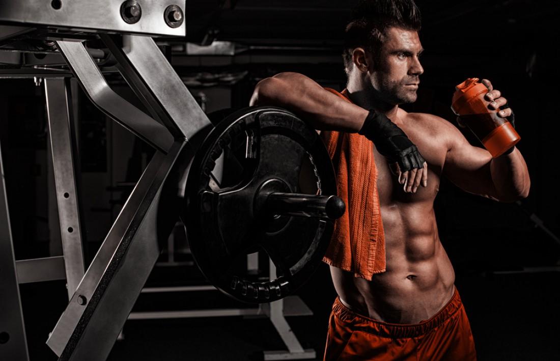 Спортивное питание — важная составная мышечного роста
