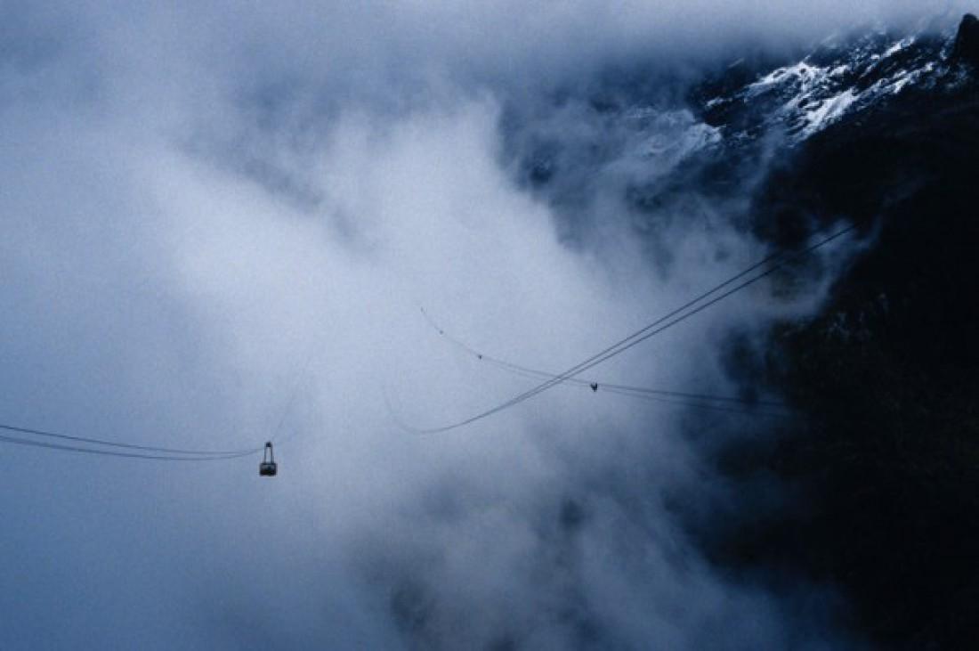 Самая высокая канатная дорога в мире