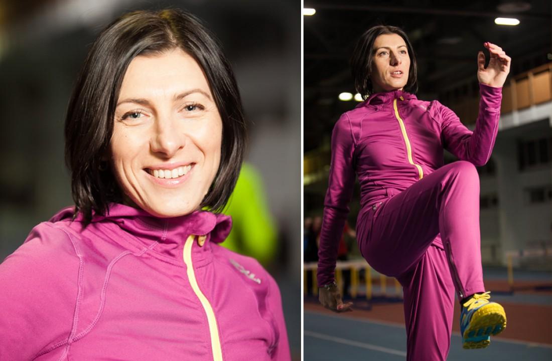 Олимпийская чемпионка Ирина Лищинская