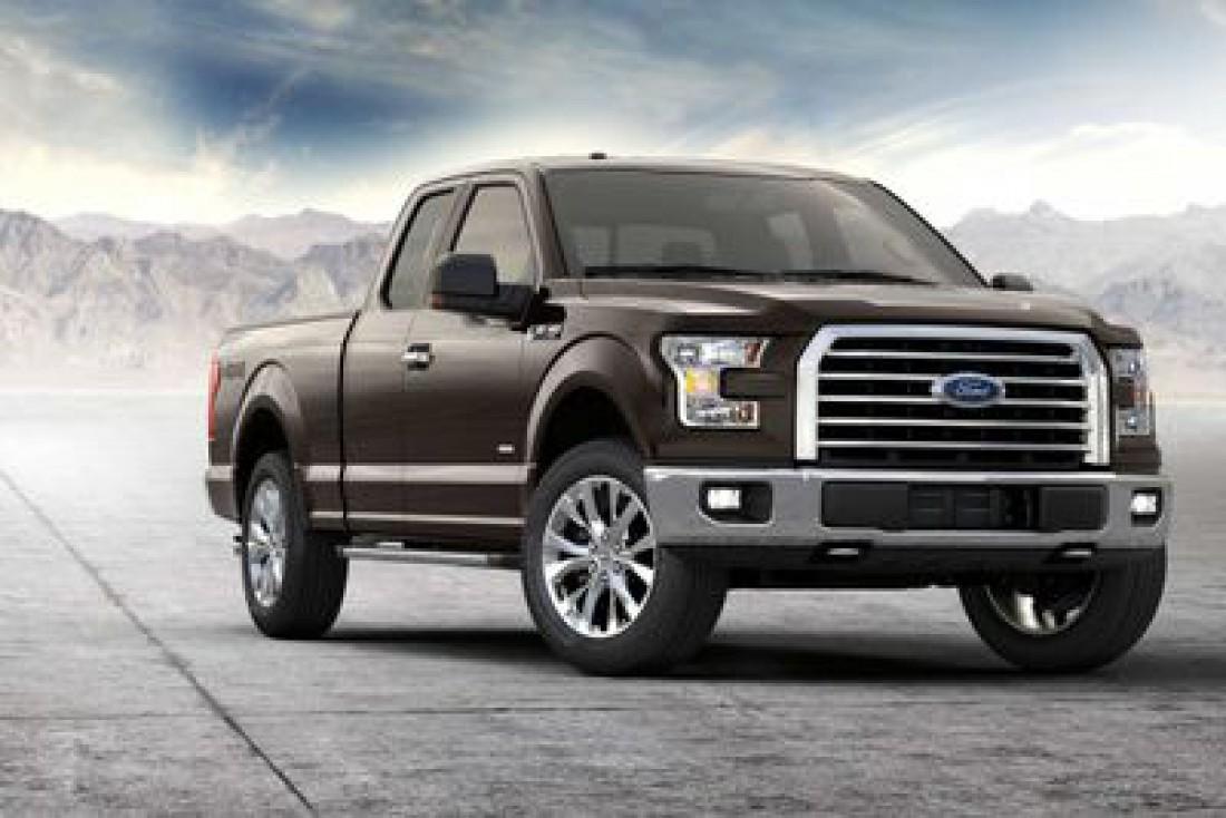 США - Ford F серии  (Продано 909 330 авто)