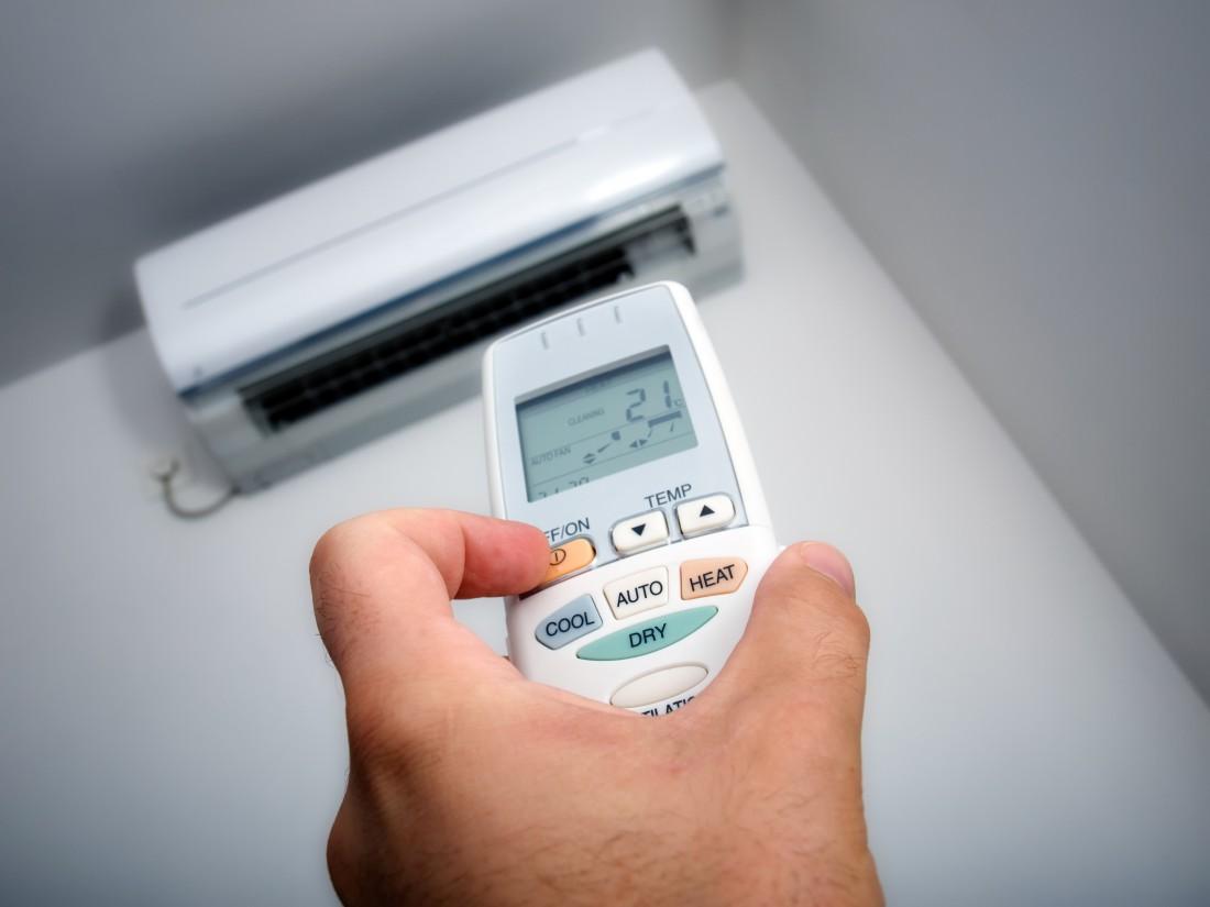 Настраивай кондиционер на температуру минус 5 по Цельсию от той, что за окном