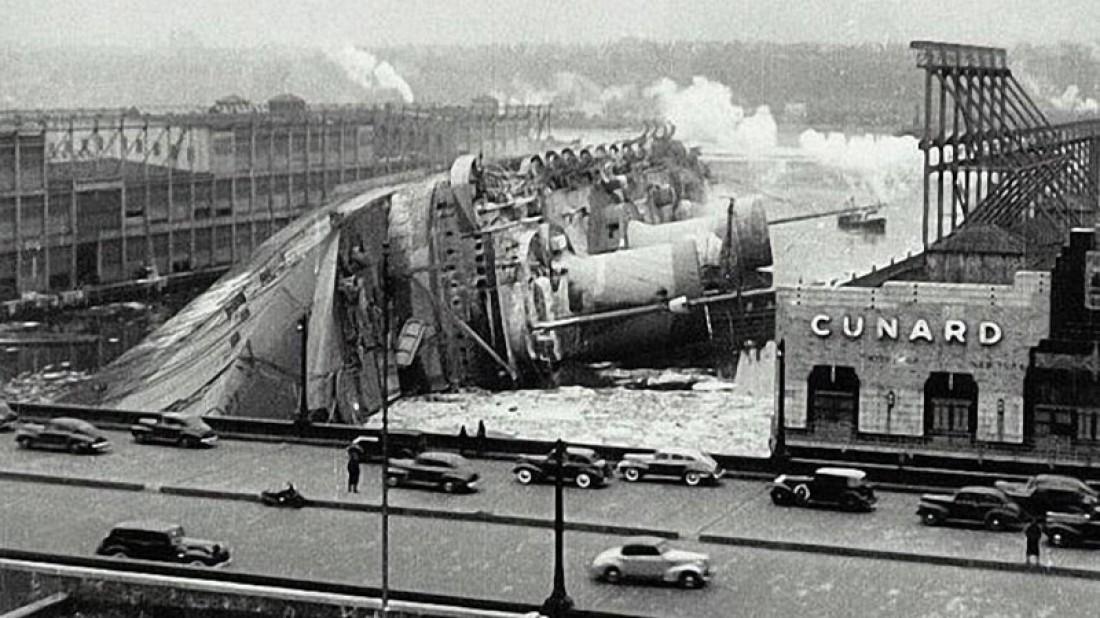 Если корабль добрался до суши, еще не факт, что все обойдется без жертв