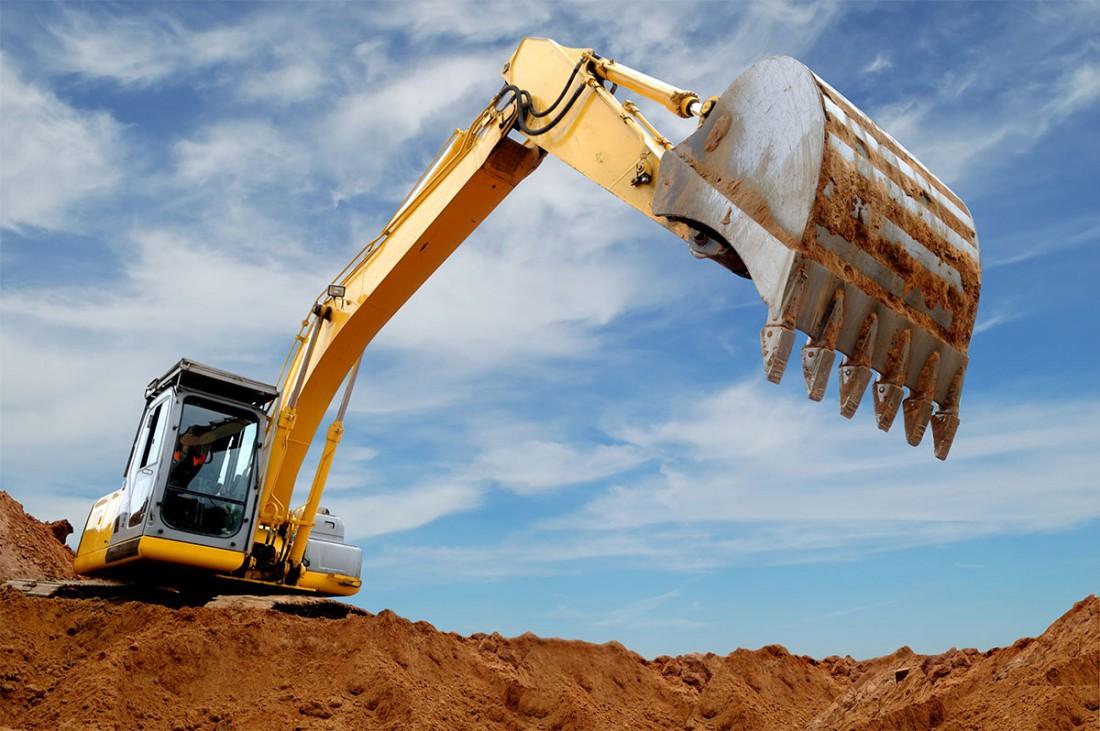 Ковшом экскаваторы обычно роют землю. А можно ли им грести воду?