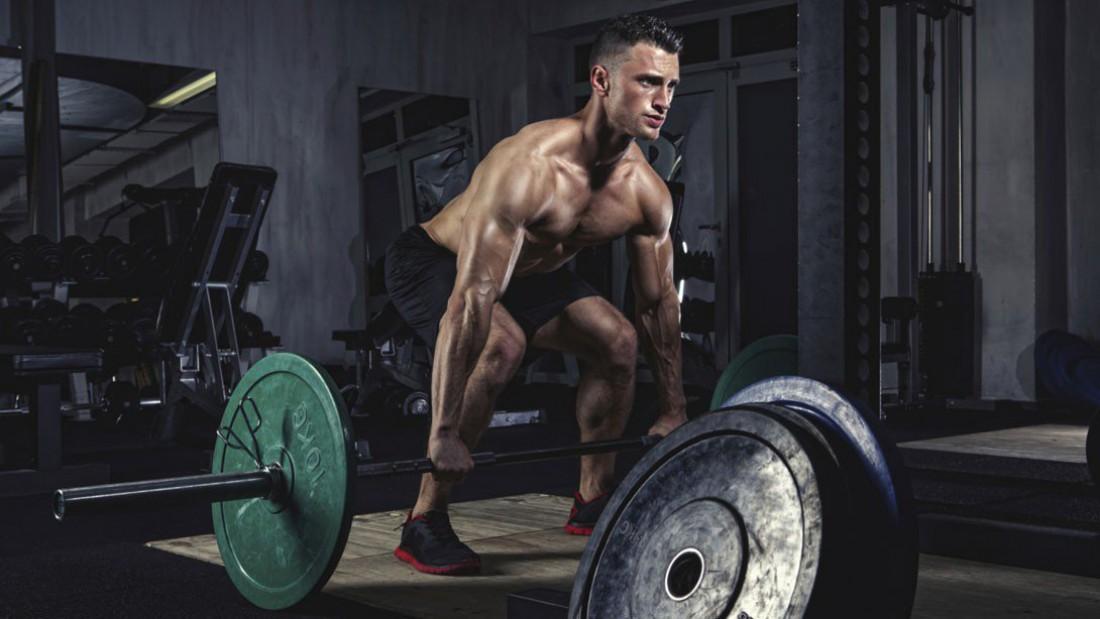 Мышцы отказывают? Возьми вес поменьше
