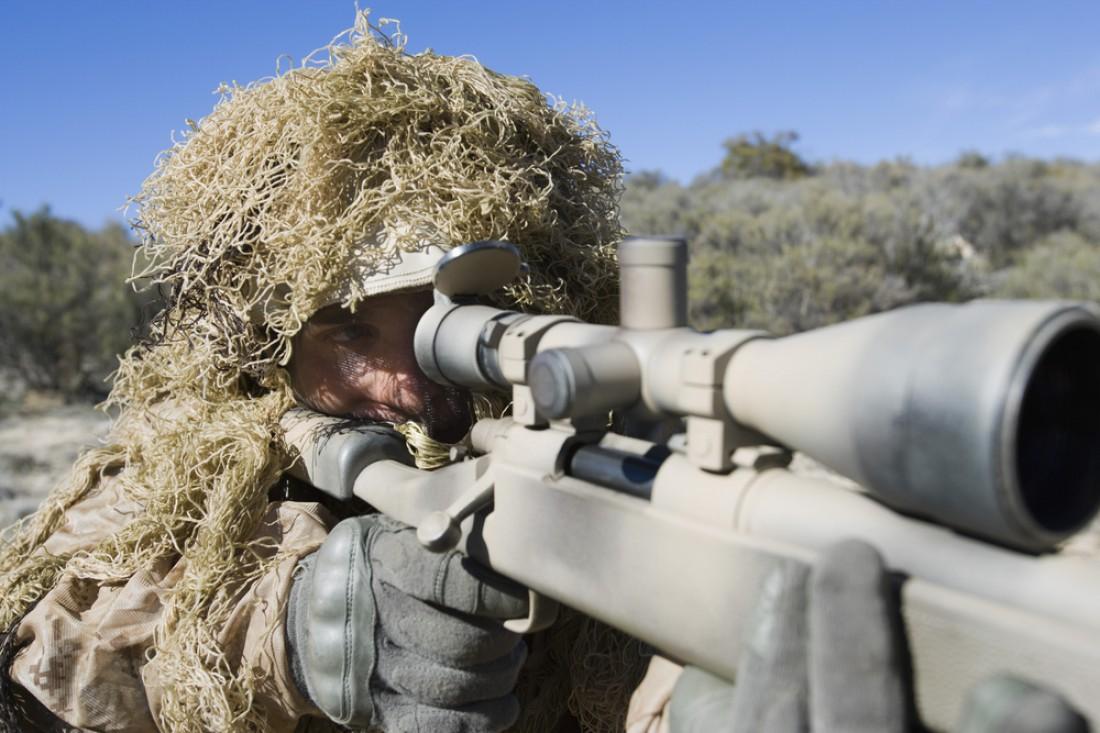Снайперы — мастера меткой стрельбы, маскировки и наблюдения