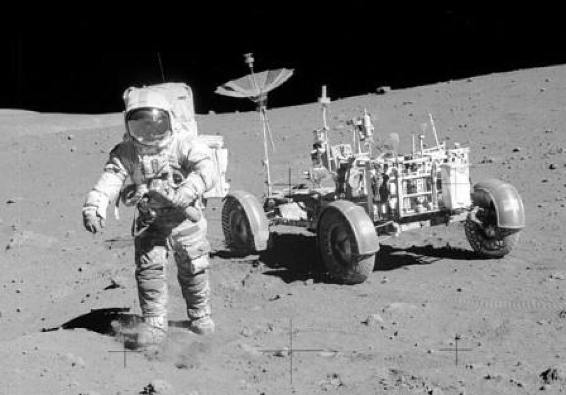 """Луноход программы """"Аполлон"""" — самое дорогое средство передвижения"""