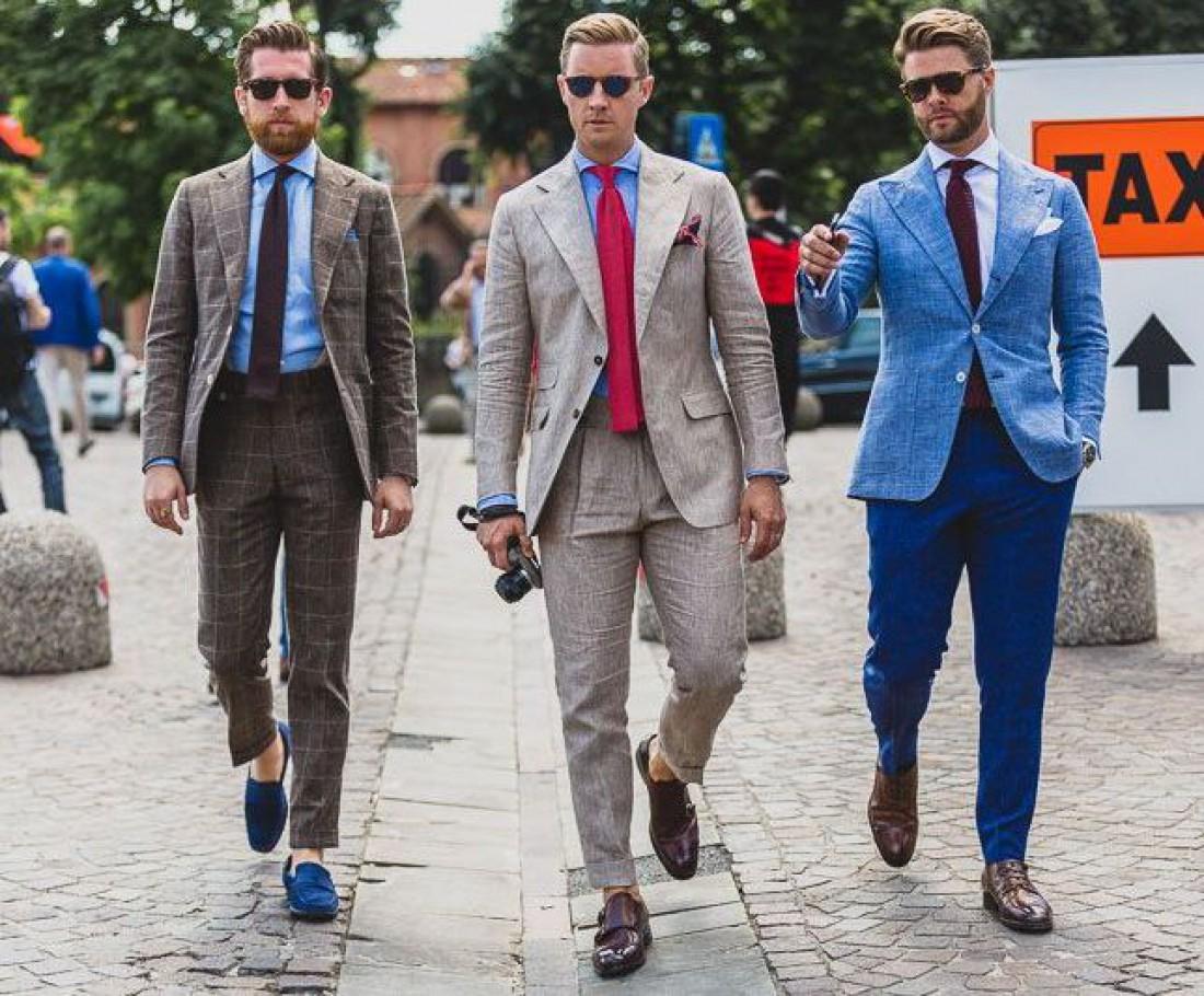 Как разнообразить деловой образ — подбери удачный галстук