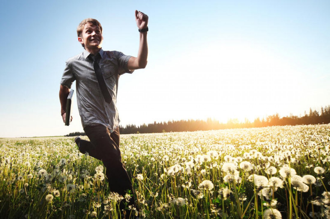 Хочешь, чтобы жизнь наладилась? Будь оптимистом!