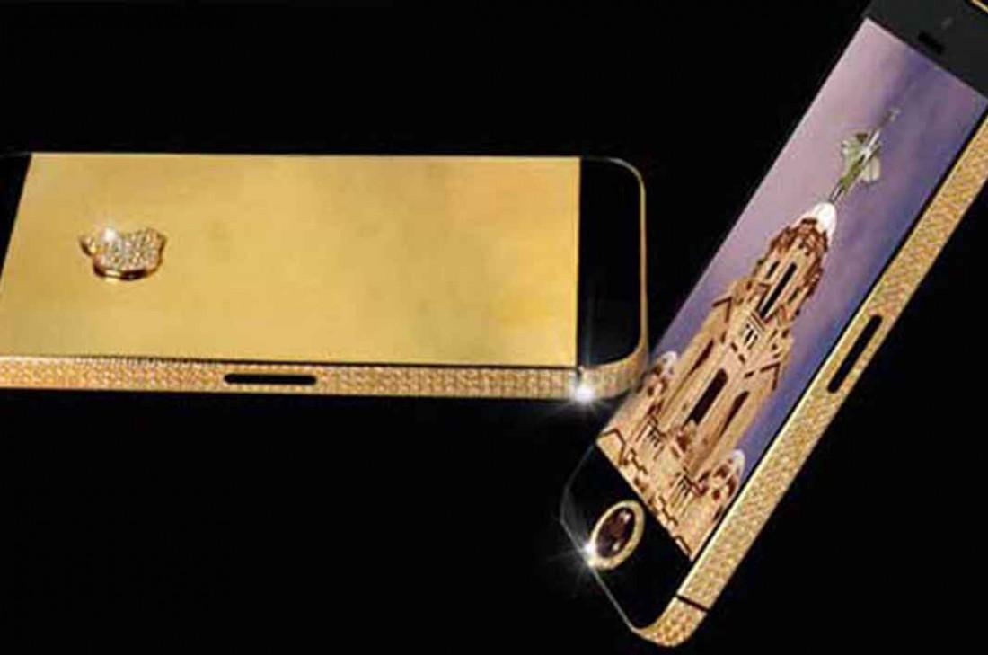 iPhone 5 Black Diamond  — $15,3 миллиона