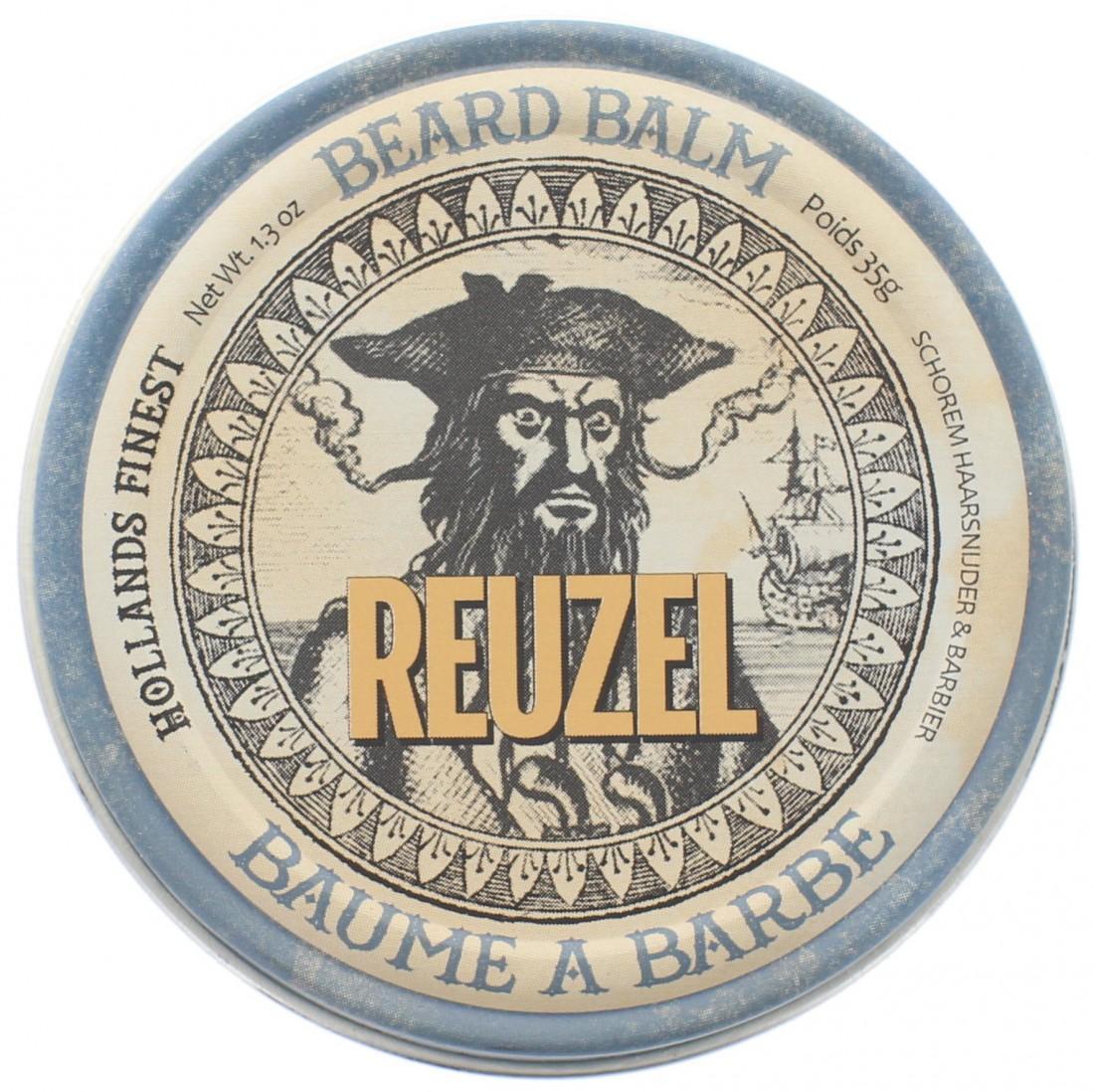 Бальзам для бороды Reuzel Beard Balm. Цена — $13