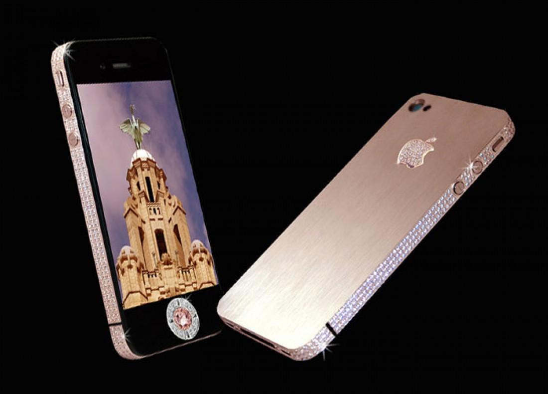 iPhone 4 Diamond Rose Edition — $8 миллионов