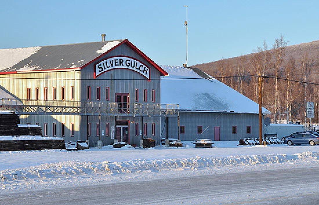 Silver Gulch Brewing & Bottling Co — самая