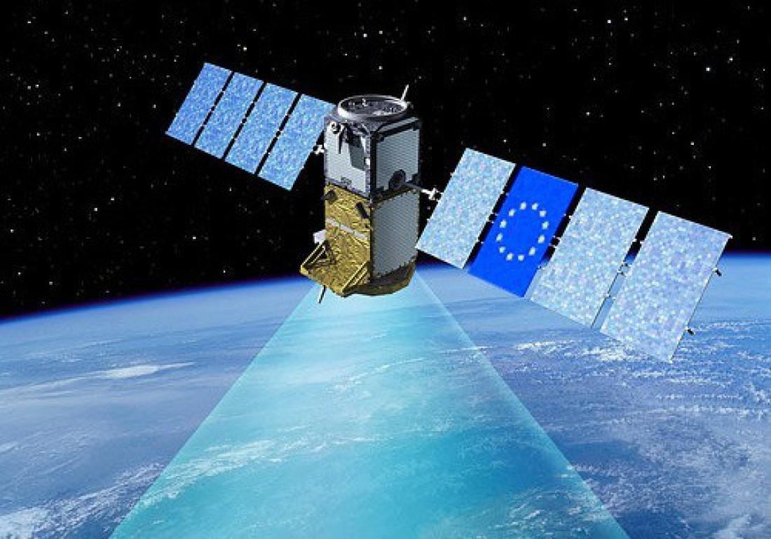 На четырех спутниках Galileo произошел одновременный сбой в работе часов