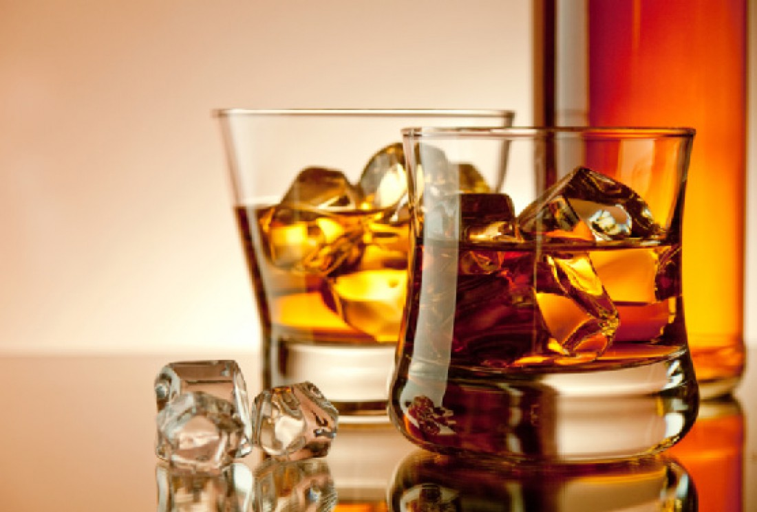 Стакан для коктейля Scotch on the rocks
