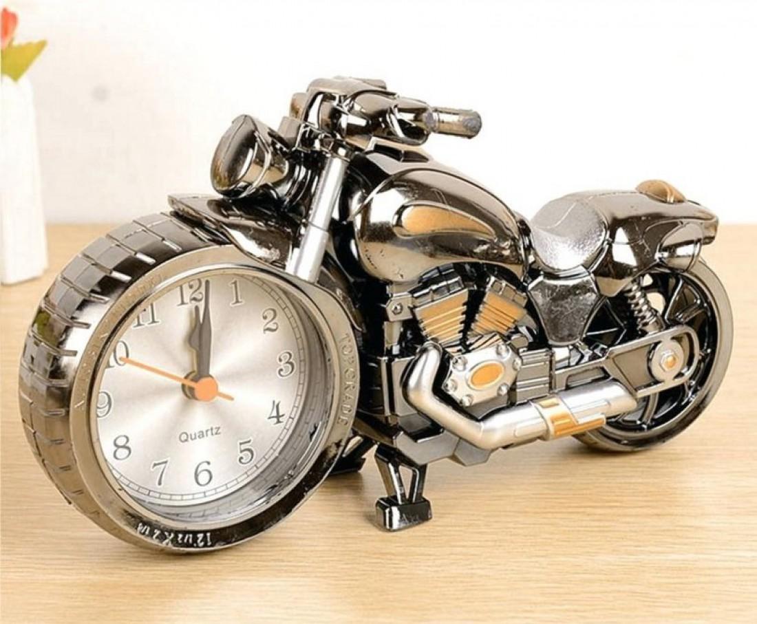 Будильник для настоящих фанатов мотоциклов