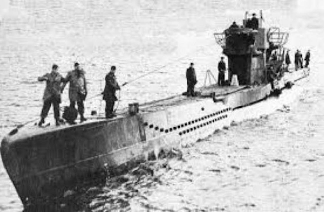 U-1206. Причина гибели — высокотехнологичный туалет