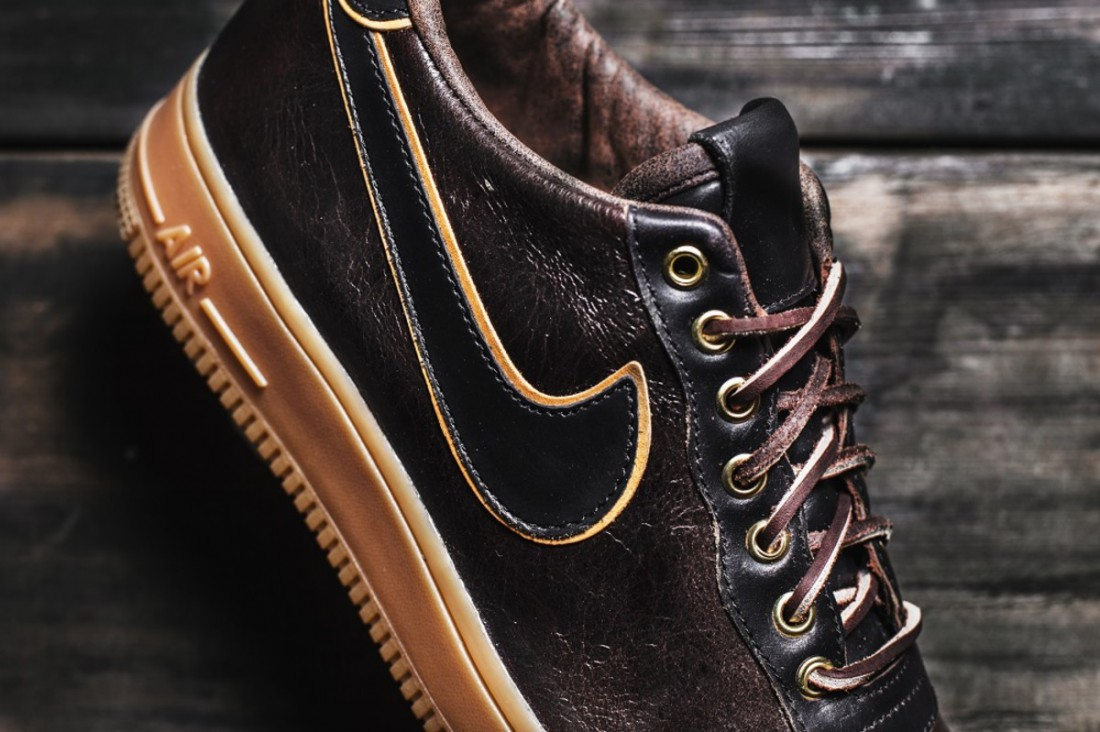 Тираж Nike Air Force 1 от Jack Daniel's — всего 67 пар