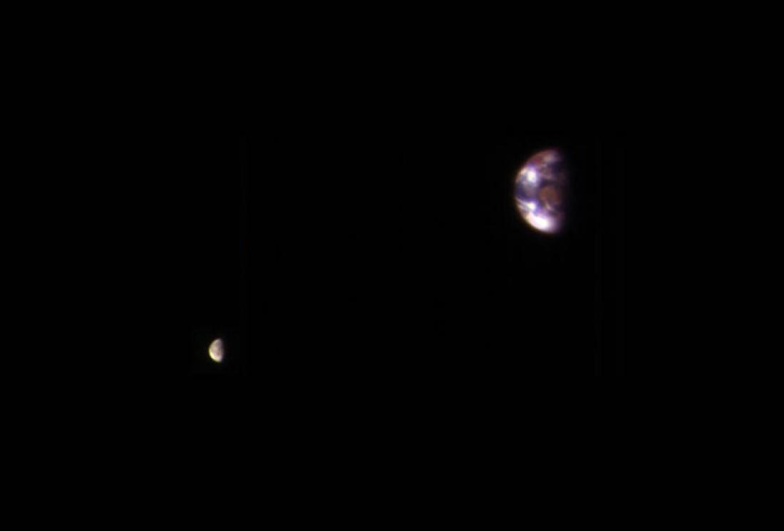 NASA показало снимок с орбиты Марса