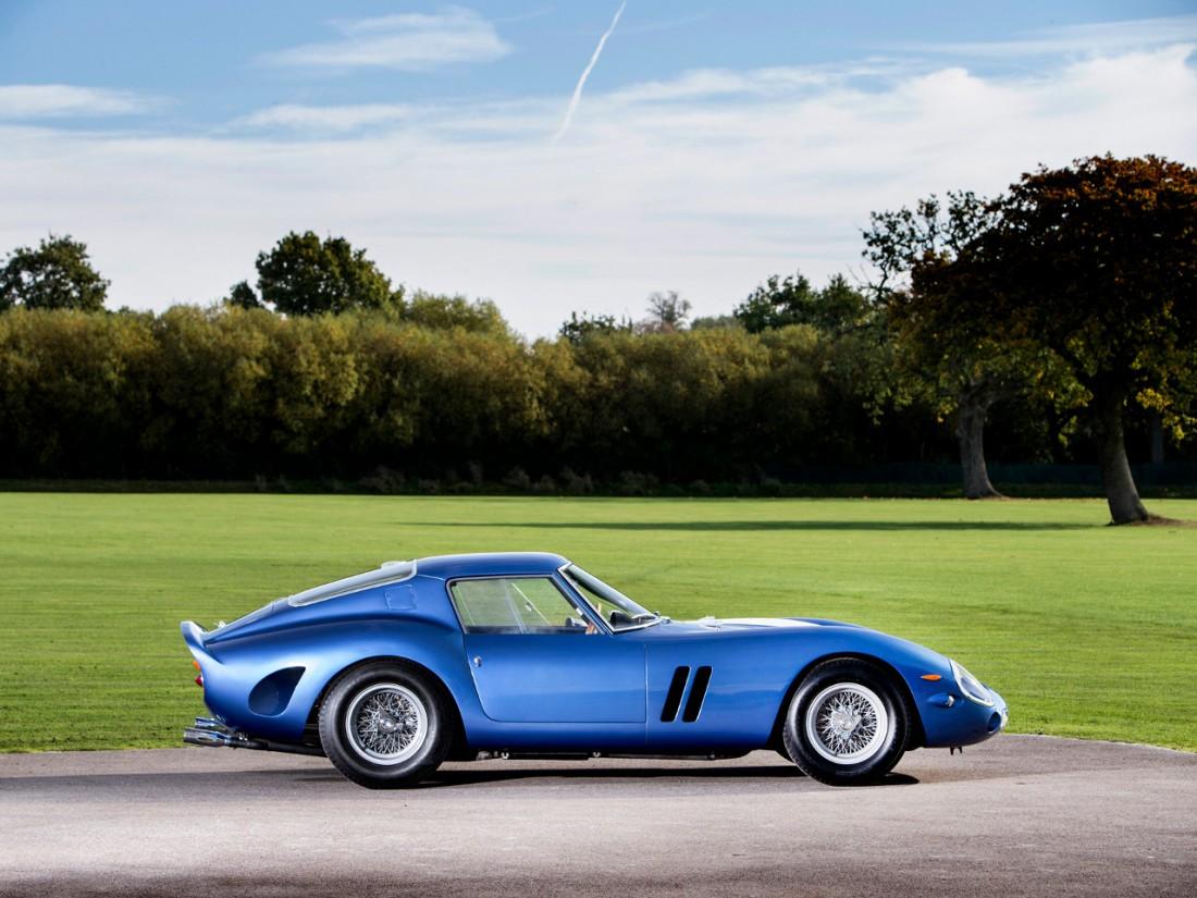 Ferrari 250 GTO 1962-го года. Ее хотят продать за $56 миллионов