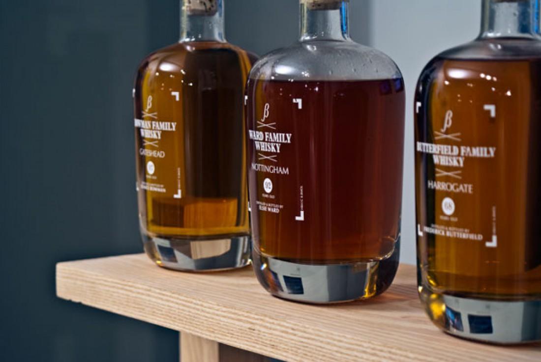 Главный ингредиент Gilpin Family Whisky - урина